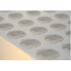 Full Color Domed Label (9.5 to 10 Square Inches)